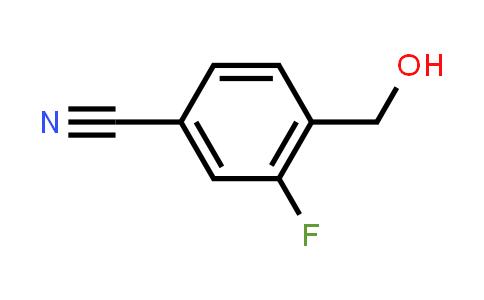 4-氰基-2-氟苄醇