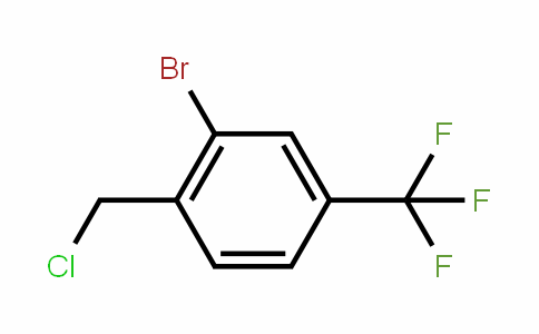 2-溴-1-(氯甲基)-4-(三氟甲基)苯