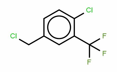 3-trifluoromethyl-4-chlorobenzyl chloridec