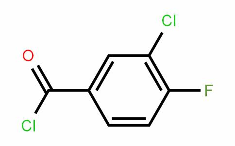 3-氯-4-氟苯甲酰氯
