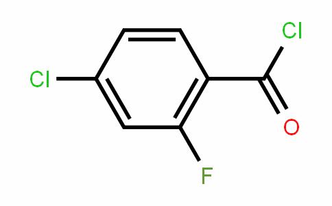 4-氯-2-氟苯甲酰氯