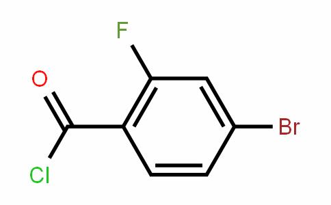 4-溴-2-氟苯甲酰氯