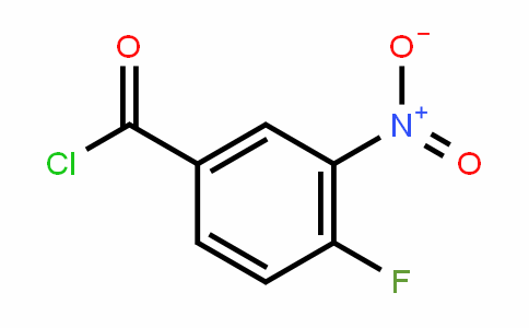 3-Nitro-4-fluorobenzoyl chloride