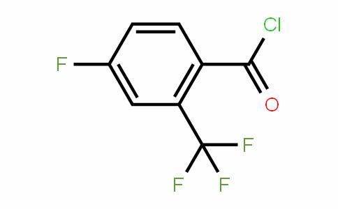 4-氟-2-(三氟甲基)苯甲酰氯