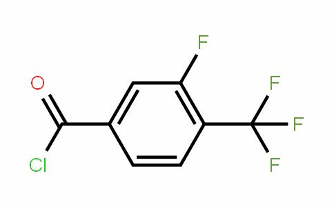 3-氟-4-(三氟甲基)苯甲酰氯
