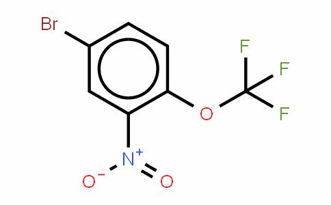 3-硝基-4-三氟甲氧基溴苯
