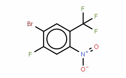 4-bromo-5-fluoro-2-trifluoromethylnitrobenzene
