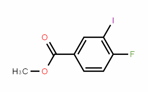 Methyl 3-iodo-4-fluorobenzoate