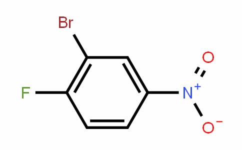 2-溴-1-氟-4-硝基苯