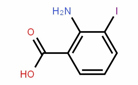 2-氨基-3-碘苯甲酸