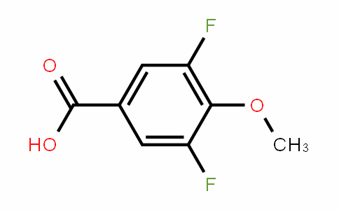 3,5-difluoro-4-methoxybenzoic acid