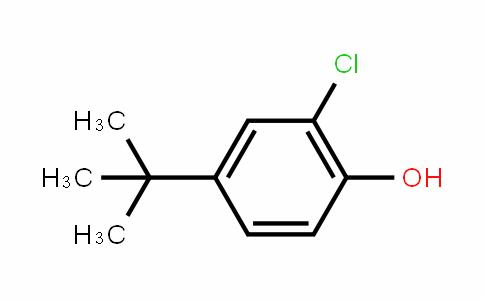 4-叔丁基-2-氯苯酚