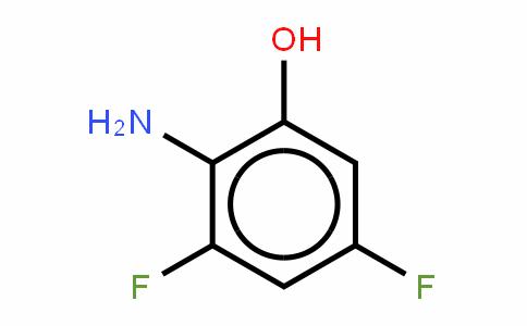 2-氨基-3,5-二氟苯酚