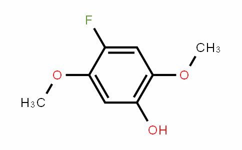 4-fluoro-2,5-dimethoxyphenol