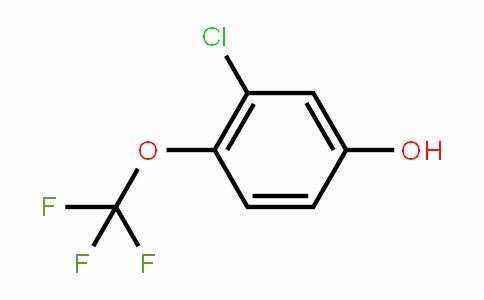 3-chloro-4-trifluoromethoxyphenol