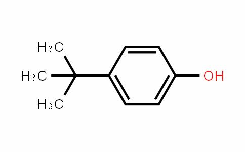 4-叔丁基苯酚(区域精制法精制,熔段数:19)