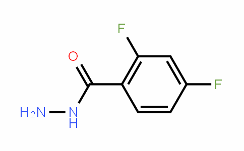 2,4-Difluorobenzoic hydrazide