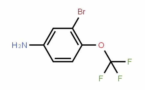 3-Bromo-4-(trifluoromethoxy)aniline