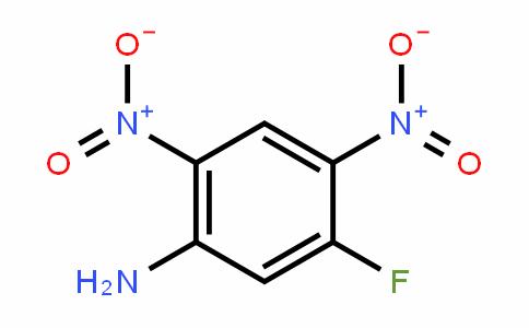 2,4-二硝基-5-氟苯胺