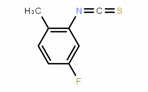 2-methyl-5-fluorophenyl isothiocyanate