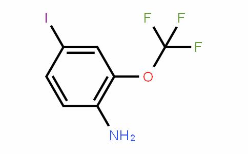 2-三氟甲氧基-4-碘苯胺