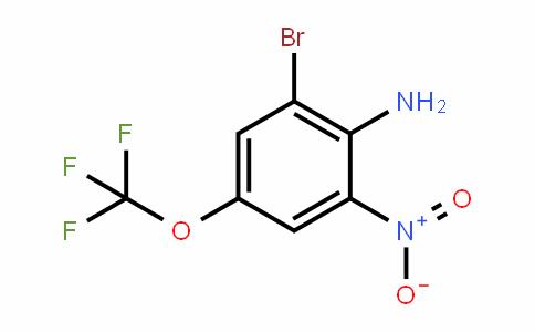 2-Bromo-6-nitro-4-trifluoromethoxyaniline