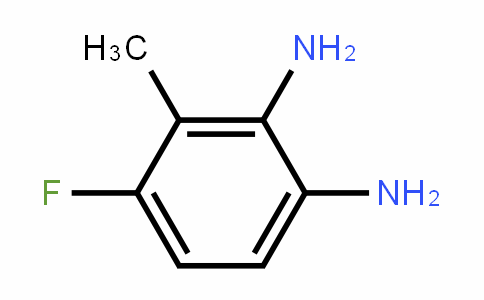 4-Fluoro-3-methylbenzene-1,2-diamine