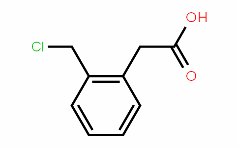 2-(Chloromethyl)phenylacetic acid