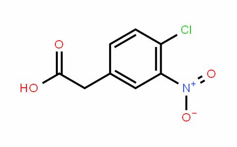 3-硝基-4-氯苯乙酸