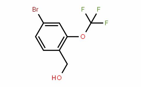 4-bromo-2-trifluoromethoxybenzyl alcohol
