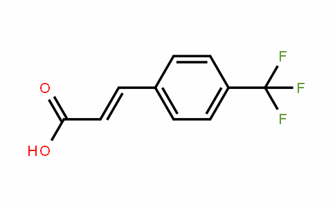 4-(Trifluoromethyl)cinnamic acid