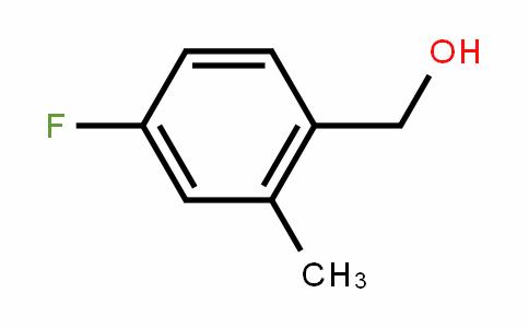 4-氟-2-甲基苯甲醇