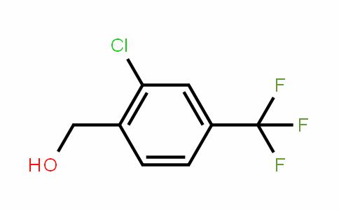 2-氯-4-三氟甲基苯甲醇