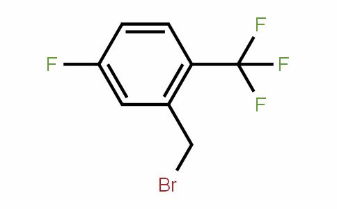 5-氟-2-(三氟甲基)溴苄