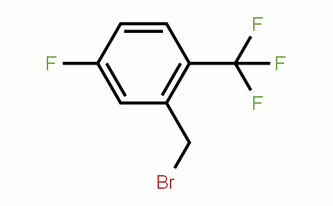 5-Fluoro-2-(trifluoromethyl)benzyl bromide
