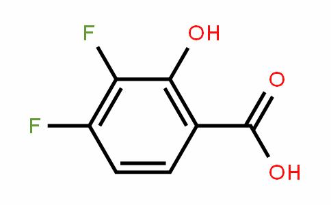 3,4-Difluoro-2-hydroxybenzoic acid