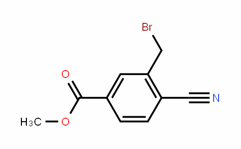 Methyl 3-bromomethyl-4-cyanobenzoate