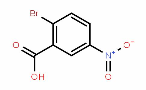 2-溴-5-硝基苯甲酸