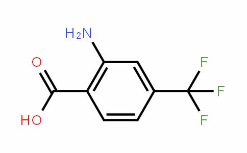 2-氨基-4-(三氟甲基)苯甲酸