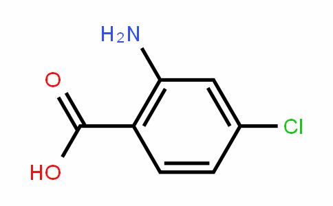 2-Amino-4-chlorobenzoic acid