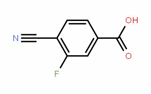 4-氰基-3-氟苯甲酸