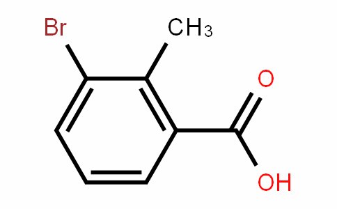3-Bromo-2-methylbenzoic acid