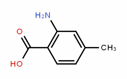 2-氨基-4-甲基苯甲酸