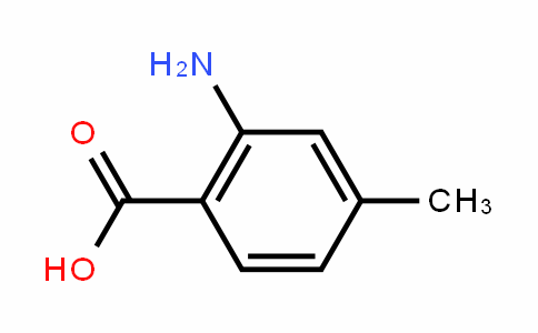 2-Amino-4-methylbenzoic acid