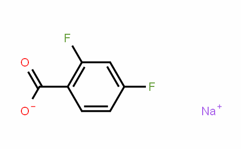 Sodium 2,4-difluorobenzoate