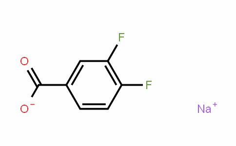 Sodium 3,4-difluorobenzoate