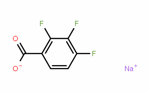Sodium 2,3,4-trifluorobenzoate
