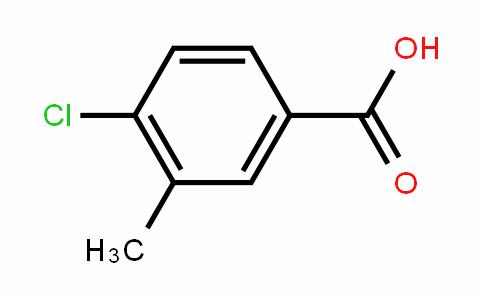 4-Chloro-3-methylbenzoic acid