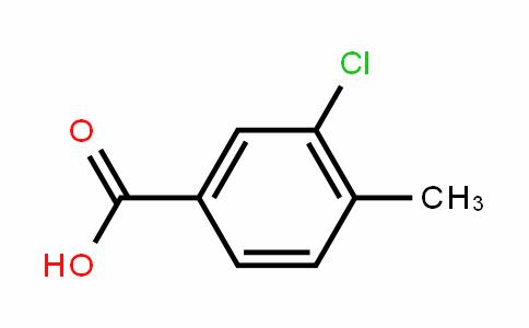 4-甲基-3-氯苯甲酸
