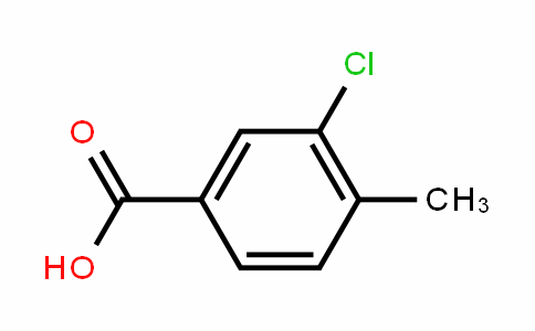 3-Chloro-4-methylbenzoic acid